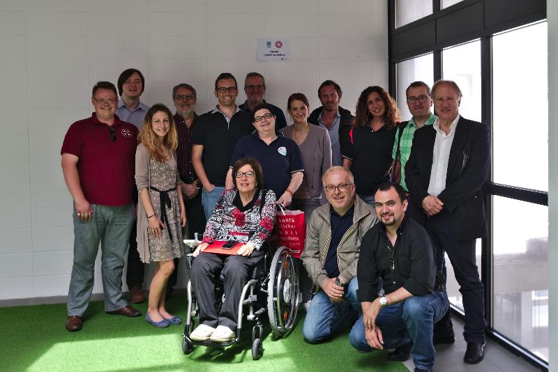 Stakeholders and consortium meet in Bolzano